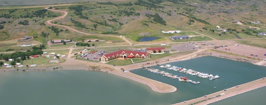 About arrowwood resort conference center for Chamberlain sd fishing report